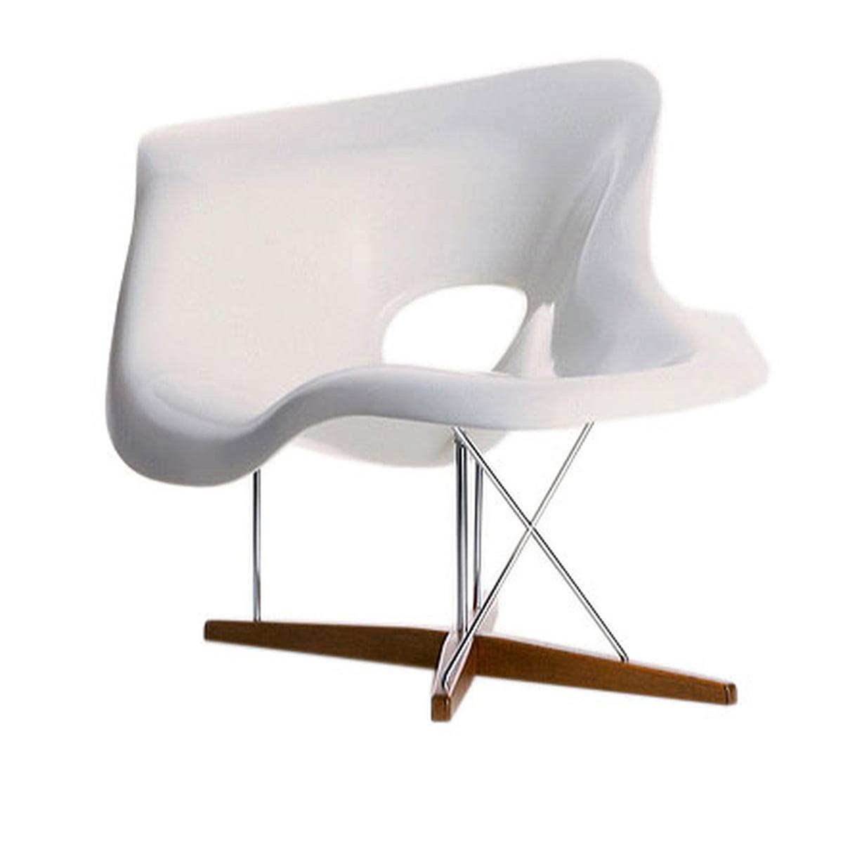 Vitra - La Chaise, white
