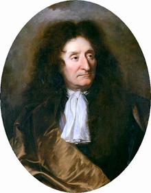 Jean de La Fontaine. Portrait by Hyacinthe Rigaud (private collection)