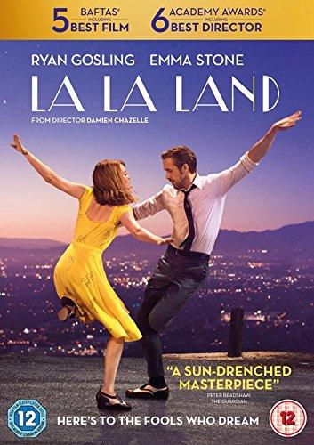 La La Land [DVD] [2017]: Traveller Location.uk: Ryan Gosling, Emma Stone, J.K.  Simmons, Finn Wittrock, Sonoya Mizuno, John Legend, Rosemarie DeWitt, Jason  Fuchs,