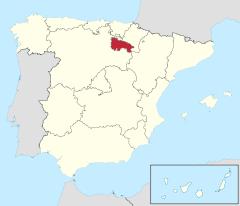 La Rioja in Spain (plus Canarias).svg