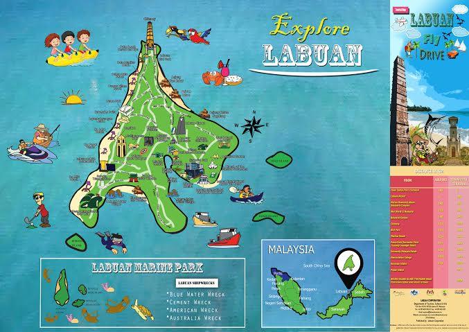 Interesting Place In Labuan :