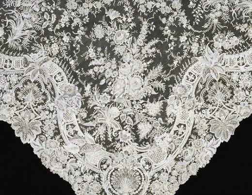 Belgian Bridal Lace
