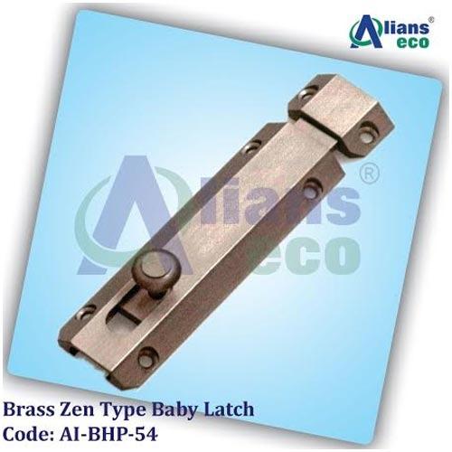 Brass Door Laches