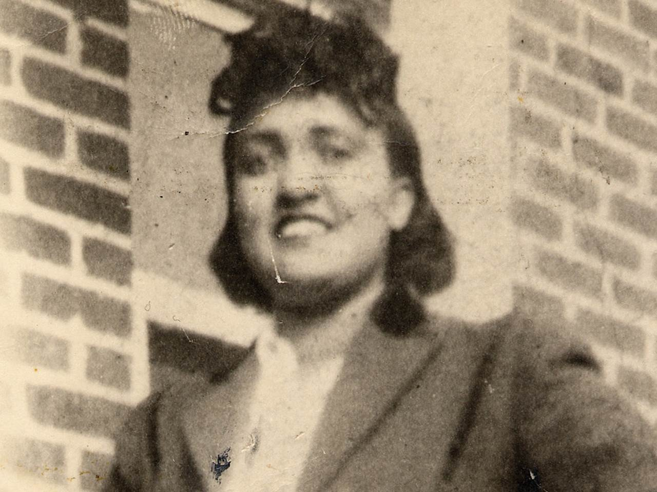 This 1940s photo made available by the family shows Henrietta Lacks. In  1951, a