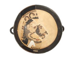 Laconian pottery