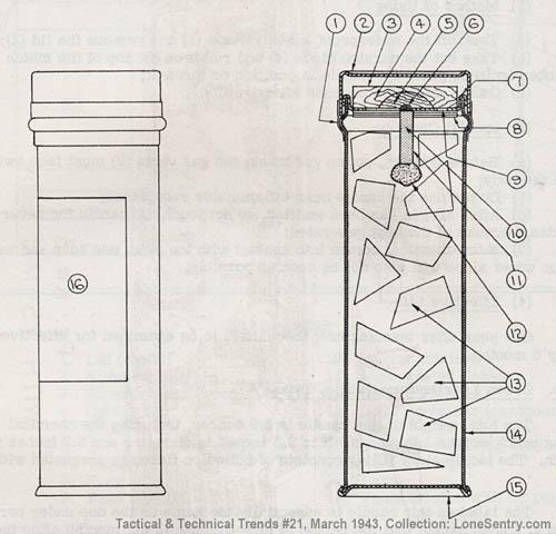 [Japanese Lacrimatory Candle, Type 89]