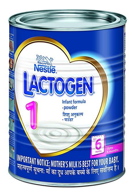 Lactogen 1 Infant Milk Substitute (Tin) 400g