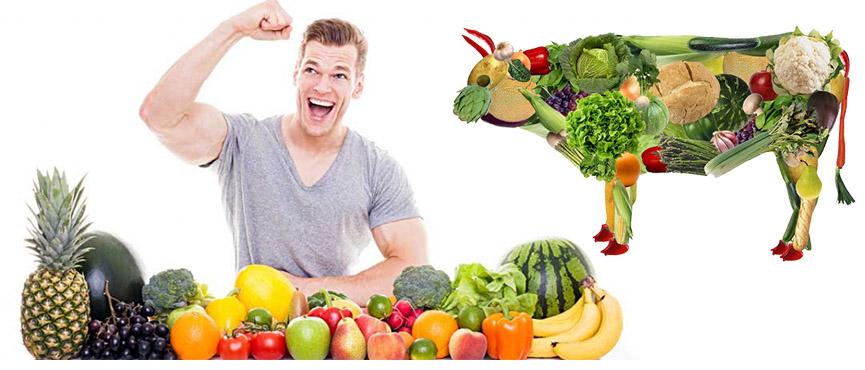 Dieta lacto vegetariana para un abdomen plano