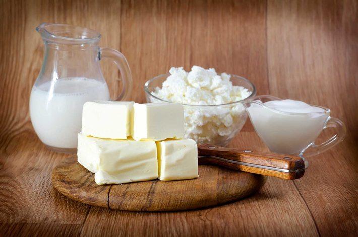Principios de la dieta lacto-vegetariana