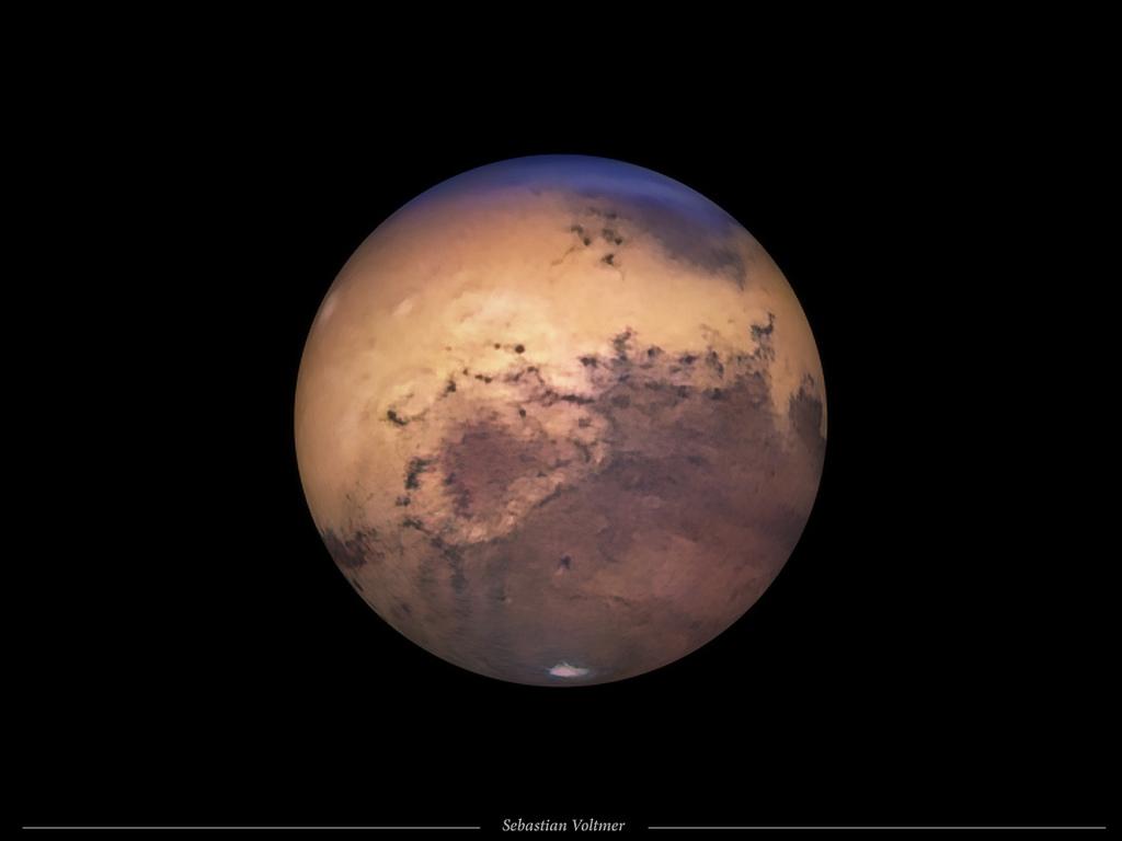 Mars 2005 - Solis Lacus | by unserkanal
