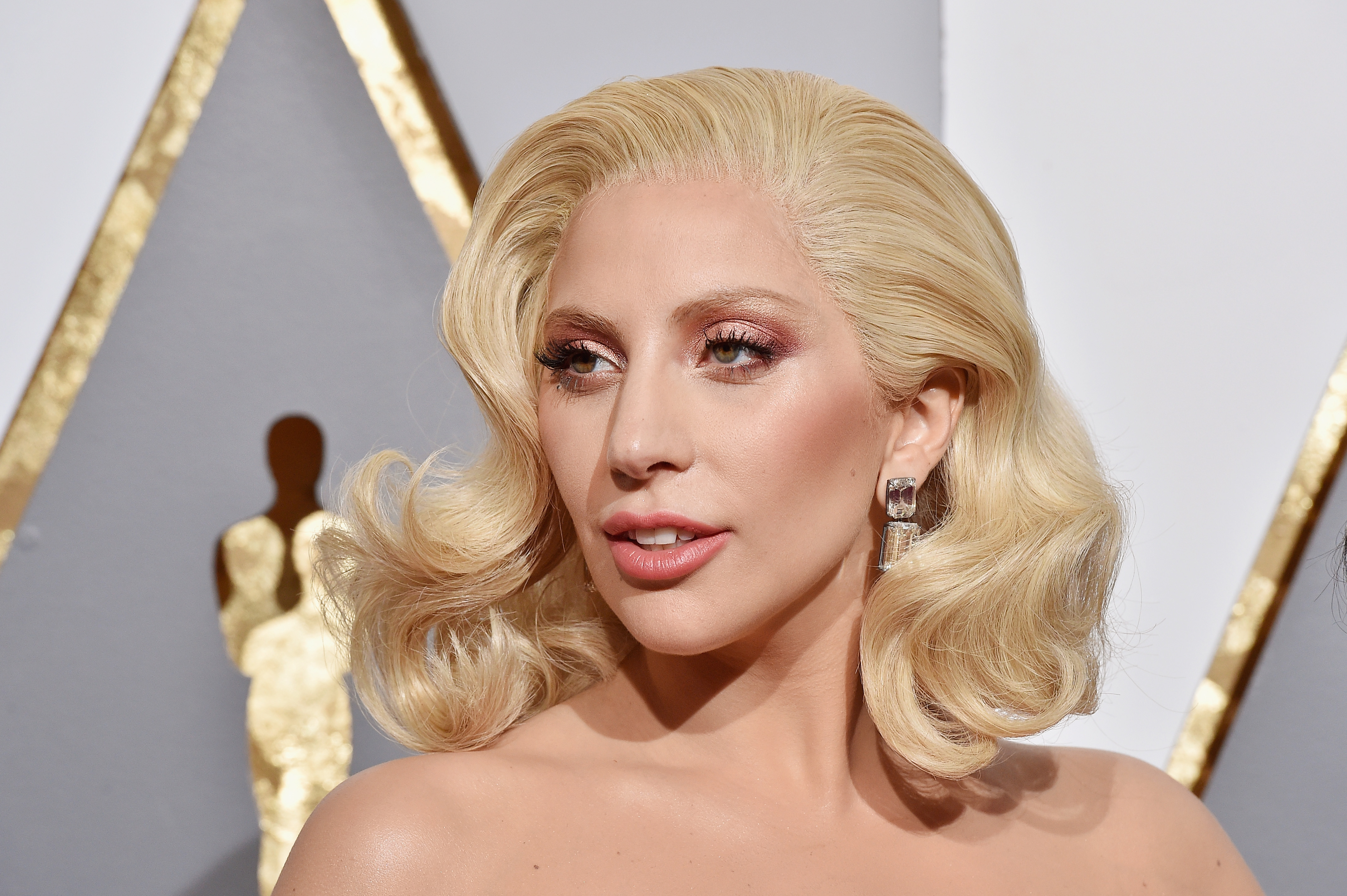 11 Times Lady Gaga Ditched the Lipstick and Went Makeup-Free