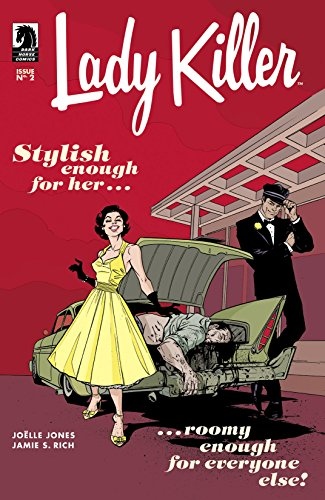 Lady Killer #2 (English Edition) de [Rich, Jamie, Jones,
