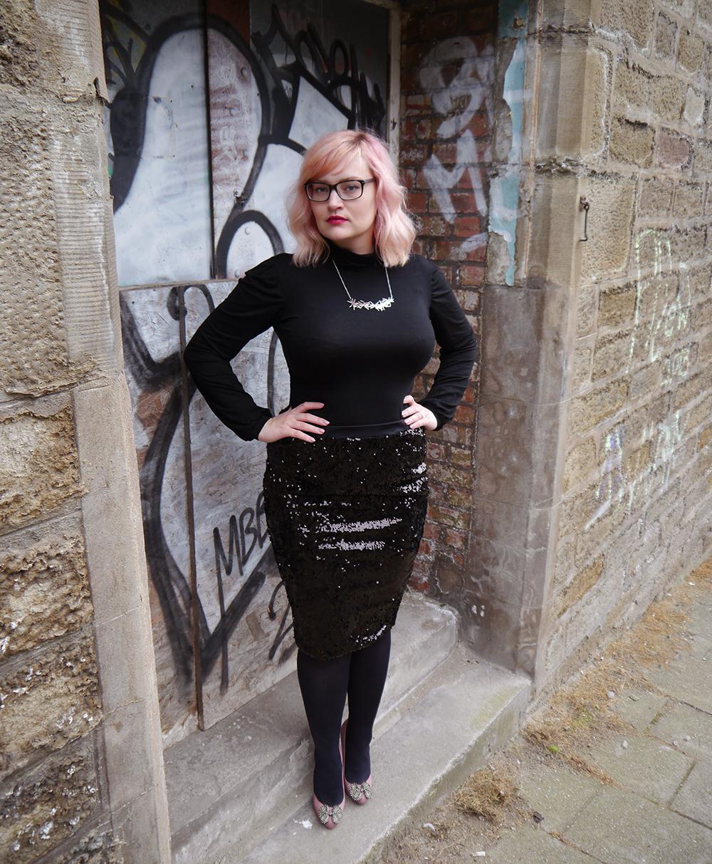 lady muck, laser cut jewellery, grafitti, Dundee photoshoot, peach hair  DIY,