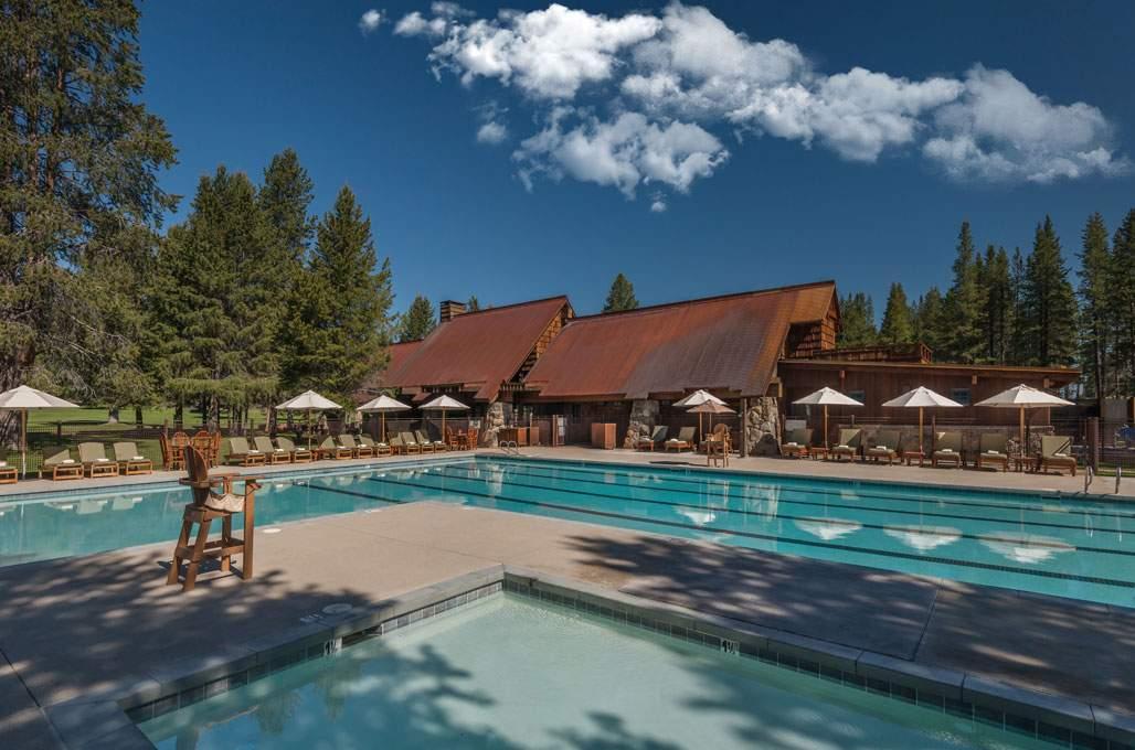Additional Area Photos. Camp Lahontan Pool