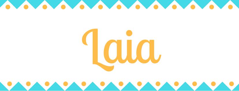 Significado de Laia