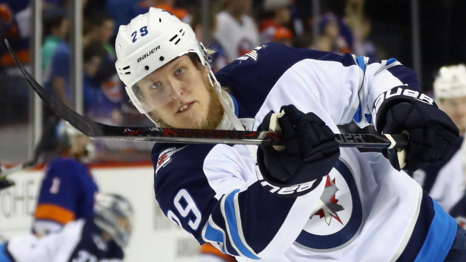 Patrik Laine puts NHL on notice with pedigree, personality of next great  goal scorer