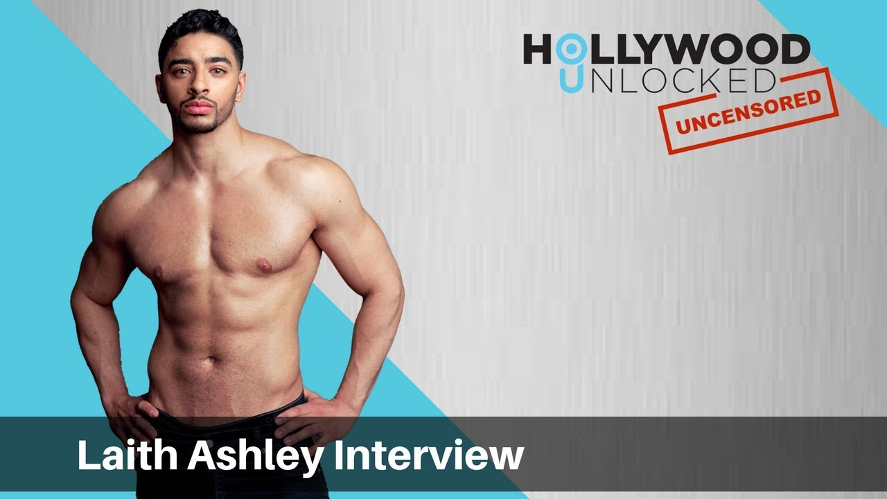 Laith Ashley opens up about his transition from a woman to a man on  Hollywood Unlocked [UNCENSORED]