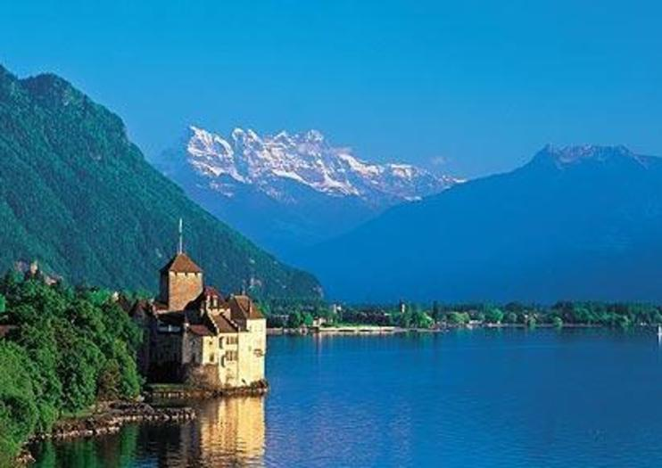 Lake Geneva (Lac Leman)