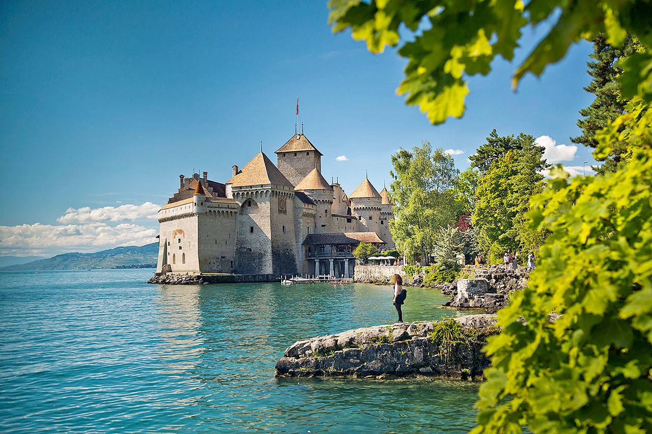 Lake Geneva: A freshwater Riviera in Switzerland