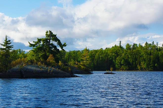 lakeofthewoods island
