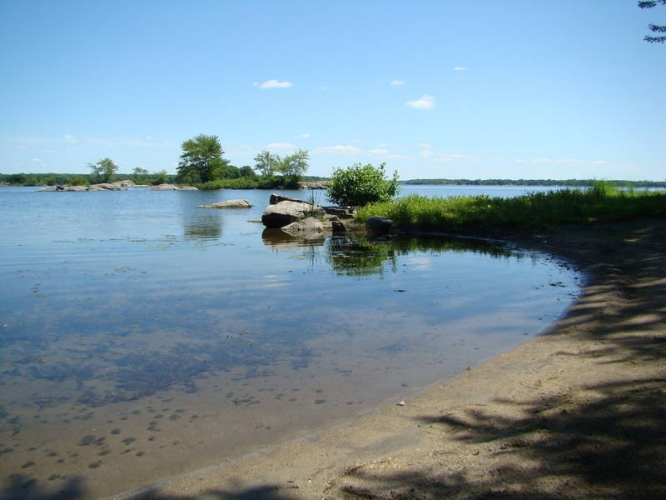 File Photo From Ramara Chamber of Commerce. Residents around Lake St. John