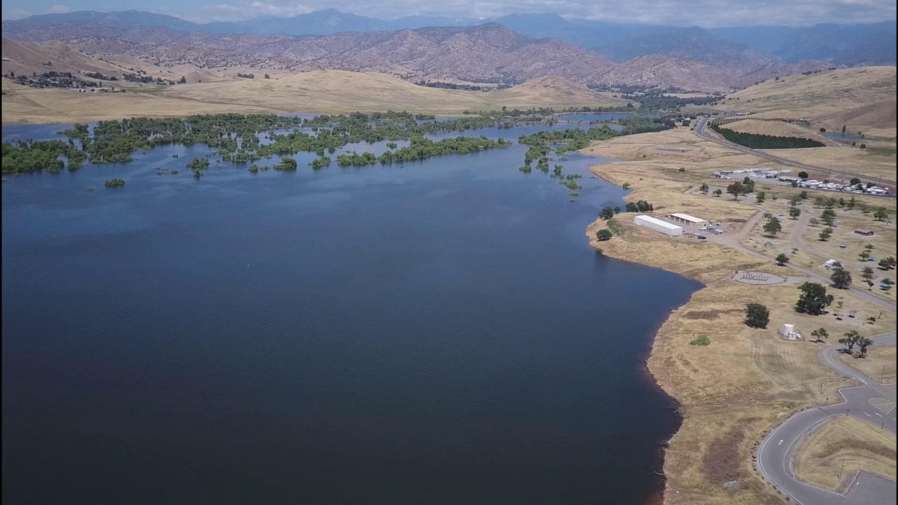 Lake Success Porterville Ca DJI Mavic Pro Drone
