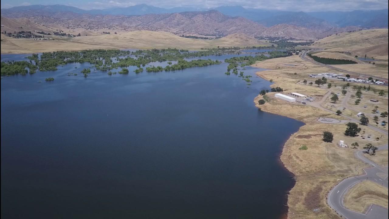 Lake Success Porterville Ca DJI Mavic Pro Drone