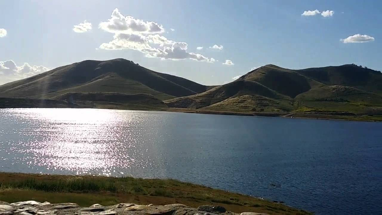 Lake Success - A Preview of the Lake! (Porterville, California)