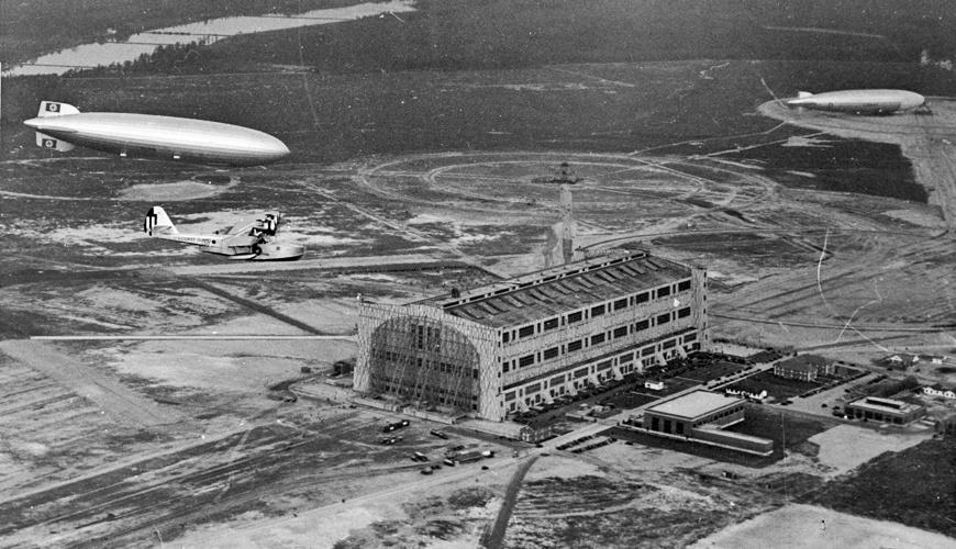 Joint Base McGuire-Dix-Lakehurst/Navy Lakehurst Heritage Center | Journey  Through Jersey