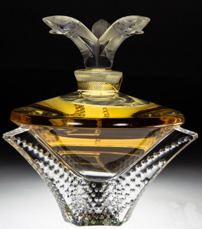 Lalique de Lalique Cascade Crystal Flacon Lalique for women Pictures