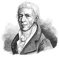 Retrato de Jean-Baptiste Lamarck.