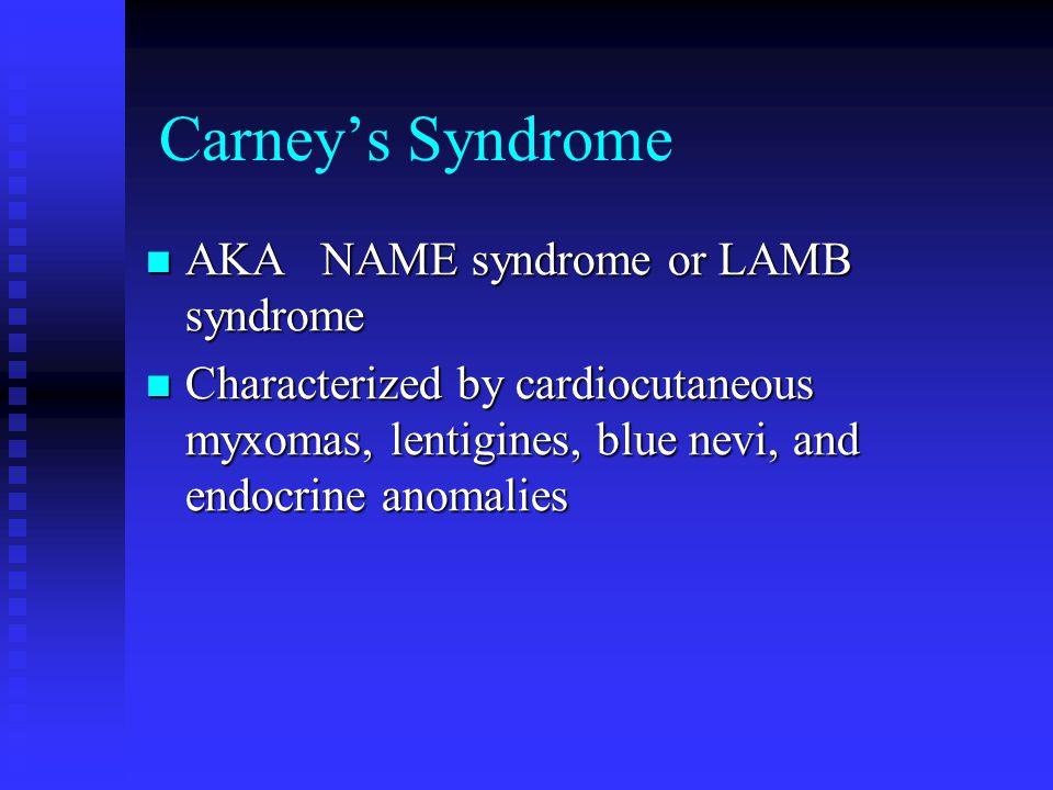 Lamb Syndrome