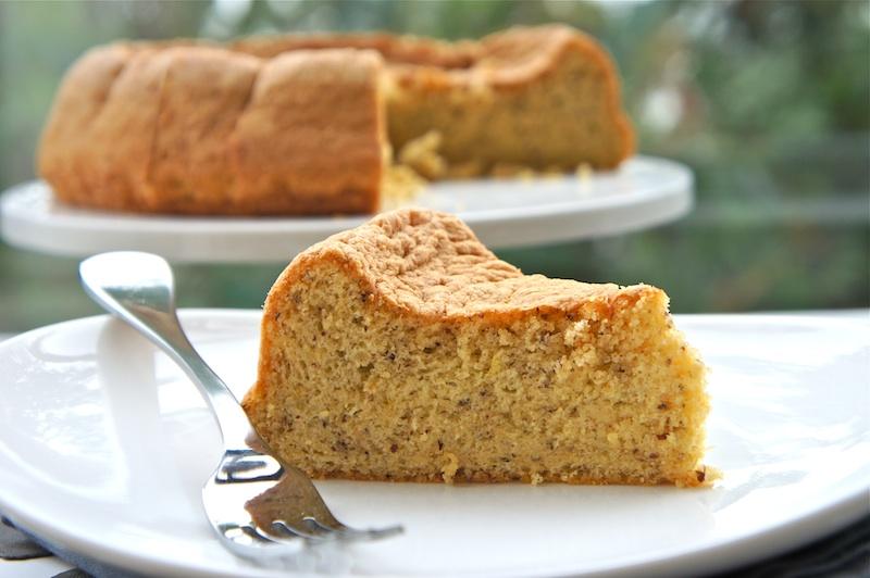 Catalan Salt Pinch Cake